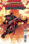 DESPICABLE DEADPOOL #290 SILVA PHOENIX VAR LEG 12/13/2017