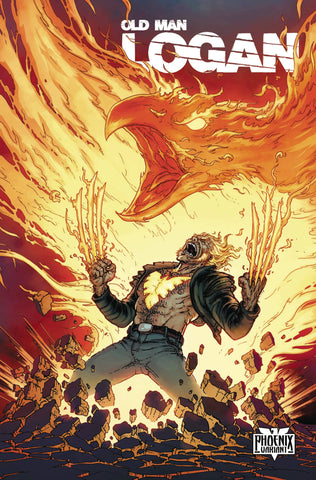 OLD MAN LOGAN #32 BURNHAM PHOENIX VAR 12/20/2017