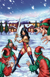 GRIMM FAIRY TALES 2017 HOLIDAY SPECIAL CVR A SILVA