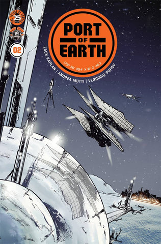 PORT OF EARTH #2 12/13/2017