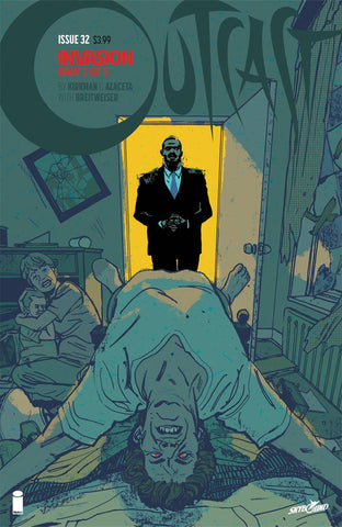 OUTCAST BY KIRKMAN & AZACETA #32 (MR)