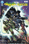 BATMAN TEENAGE MUTANT NINJA TURTLES II #2 (OF 6) VAR ED 12/20/2018