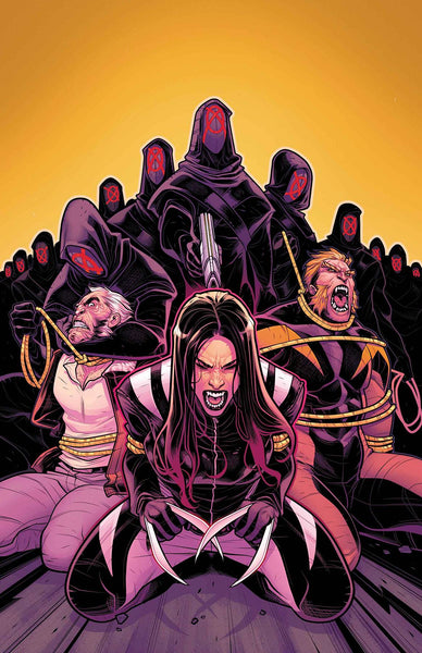 ALL NEW WOLVERINE #29 LEG 1/17/2018