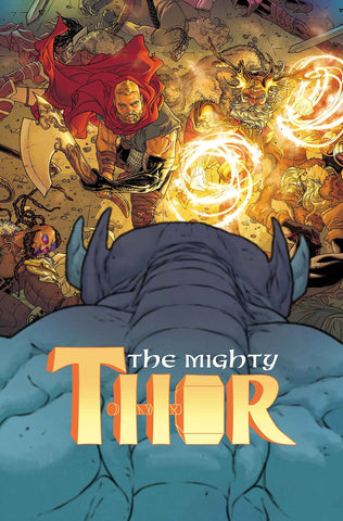 MIGHTY THOR #703 LEG WW 1/17/2018
