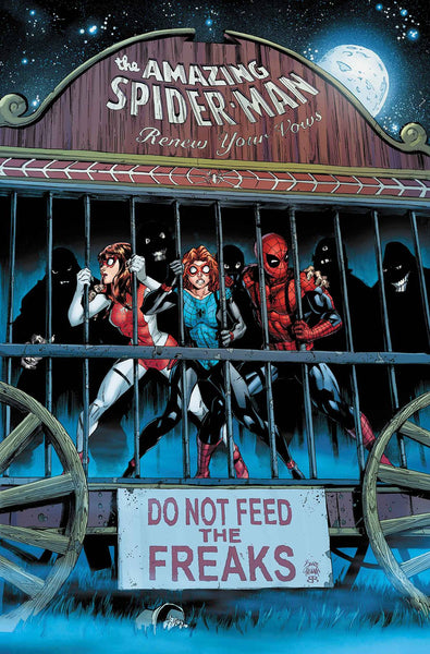 AMAZING SPIDER-MAN RENEW YOUR VOWS #15 LEG 1/31/2018