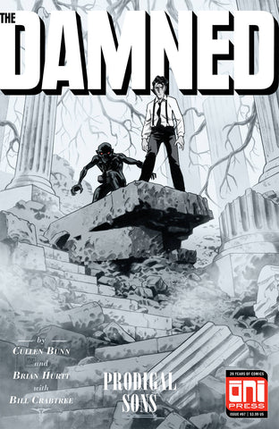 DAMNED #7 (MR) 1/10/2018