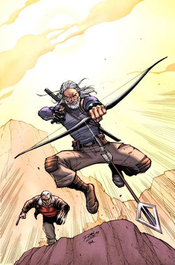 OLD MAN HAWKEYE #1 (OF 12) LIM VAR LEG 1/10/2018