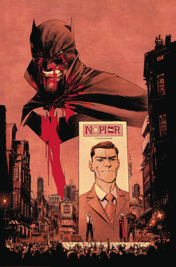 BATMAN WHITE KNIGHT #4 (OF 8) 1/3/2018