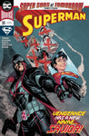SUPERMAN #38 SONS OF TOMORROW 1/3/2018
