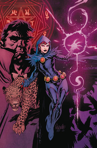 RAVEN DAUGHTER OF DARKNESS #1 (OF 12) 1/24/2018