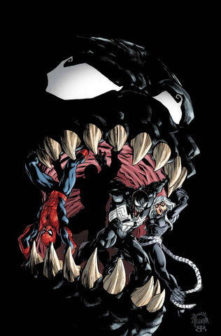 AMAZING SPIDER-MAN VENOM INC OMEGA #1 LEG 1/17/2017
