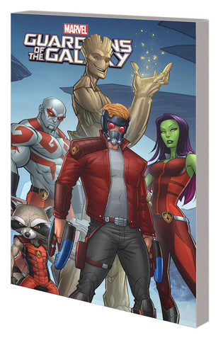 MARVEL UNIVERSE GUARDIANS OF GALAXY DIGEST TP VOL 06 2/7/2018