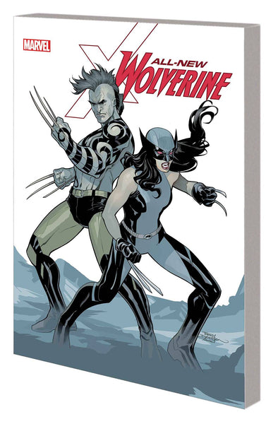 ALL NEW WOLVERINE TP VOL 05 ORPHANS OF X 2/21/2018