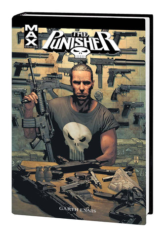 PUNISHER MAX BY GARTH ENNIS OMNIBUS HC VOL 01 (MR) 5/2/2018