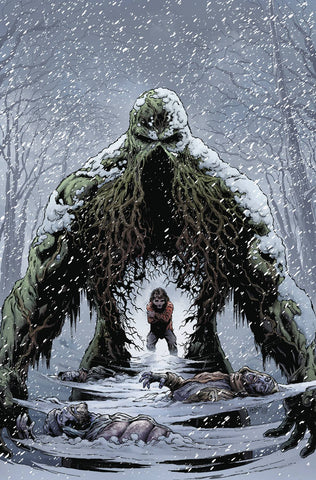 SWAMP THING WINTER SPECIAL #1 1/31/2018