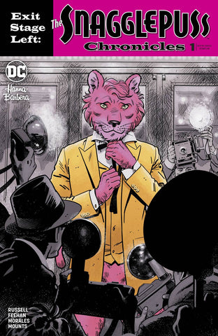 EXIT STAGE LEFT THE SNAGGLEPUSS CHRONICLES #1 (OF 6) VAR ED
