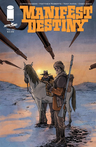 MANIFEST DESTINY #34 (MR) 2/21/2018