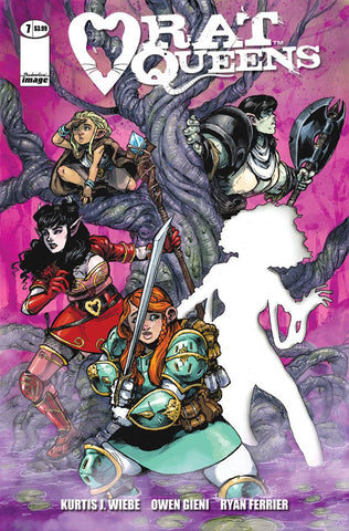 RAT QUEENS #7 CVR A GIENI (MR)