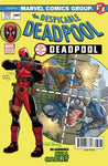 DESPICABLE DEADPOOL #287 2ND PTG ESPIN VAR LEG