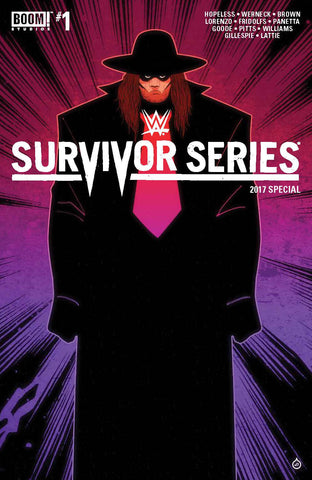 WWE SURVIVORS SERIES 2017 SPECIAL #1 FOC INCV DOE VAR