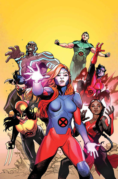 X-MEN RED #1 ASRAR VAR LEG 1:25 2/7/2018
