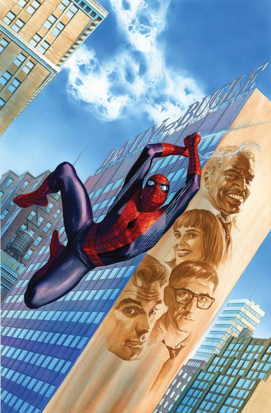 AMAZING SPIDER-MAN ANNUAL #42 LEG 2/14/2018