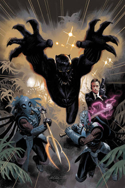 BLACK PANTHER ANNUAL #1 LEG 2/21/2018