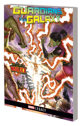ALL NEW GUARDIANS OF GALAXY TP VOL 03 INFINITY QUEST 3/14/2018