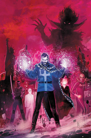 DOCTOR STRANGE DAMNATION #1 (OF 4) LEG 2/21/2018