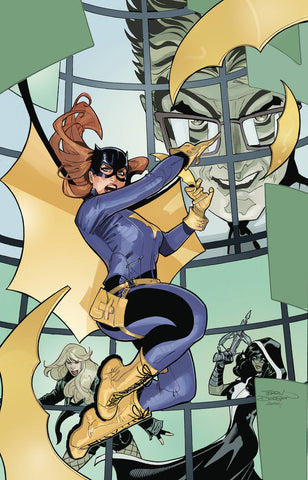BATGIRL AND THE BIRDS OF PREY #19 2/14/2018