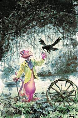 EXIT STAGE LEFT THE SNAGGLEPUSS CHRONICLES #2 (OF 6) VAR ED 2/7/2018