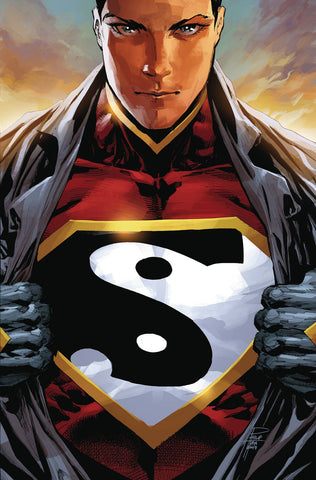 NEW SUPER MAN & THE JUSTICE LEAGUE OF CHINA #20 2/14/2018