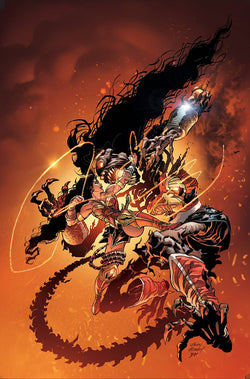 DARK NIGHTS METAL #6 (OF 6) KUBERT VAR ED 3/28/2018
