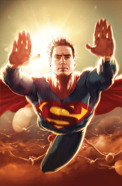 ACTION COMICS #999 VAR ED 3/14/2018