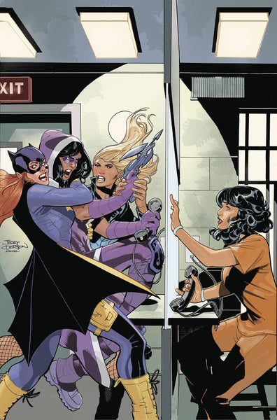 BATGIRL AND THE BIRDS OF PREY #20 3/14/2018