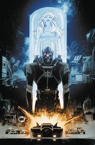 BATMAN WHITE KNIGHT #6 (OF 8) 3/7/2018