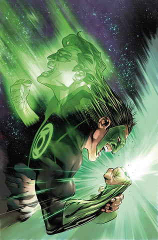 HAL JORDAN AND THE GREEN LANTERN CORPS #40 3/14/2018