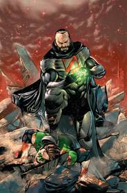 HAL JORDAN AND THE GREEN LANTERN CORPS #41 3/28/2018