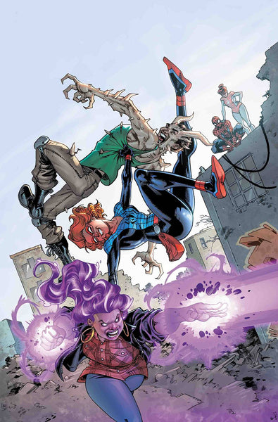 AMAZING SPIDER-MAN RENEW YOUR VOWS #17 LEG 3/21/2018