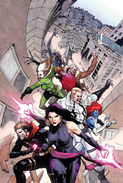 ASTONISHING X-MEN #9 LEG 3/14/2018