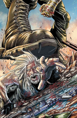 OLD MAN HAWKEYE #3 (OF 12) LEG 3/28/2018