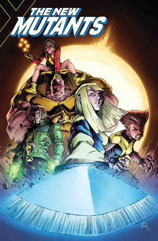NEW MUTANTS DEAD SOULS #1 (OF 6) LEG 3/14/2018