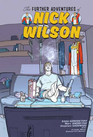 FURTHER ADV OF NICK WILSON TP VOL 01 (MR) (MR) 7/25/2018