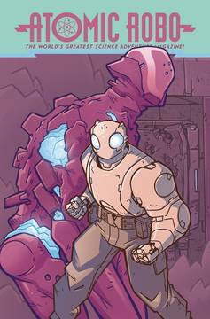 ATOMIC ROBO & THE SPECTRE OF TOMORROW TP (C: 0-1-2) 6/20/2018