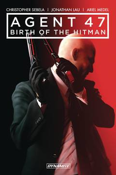 AGENT 47 GN VOL 01 BIRTH OF HITMAN 9/26/2018