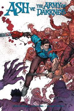 ASH VS THE ARMY OF DARKNESS TP 5/2/2018