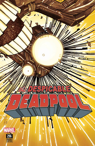 DESPICABLE DEADPOOL #296 SHALVEY NEW MUTANTS VAR LEG 3/14/2018