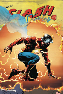 FLASH REBIRTH DLX COLL HC BOOK 02 4/25/2018