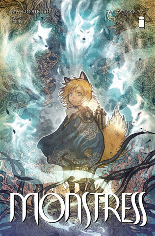 MONSTRESS #15 CVR A TAKEDA (MR) 3/21/2018