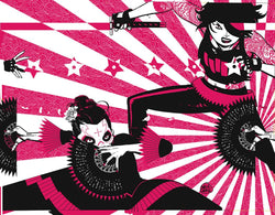DEADLY CLASS #32 CVR C VIRGIN WRAPAROUND (MR) 3/14/2018